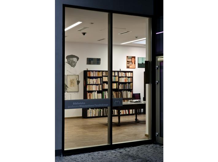 Mieczysław Porębski Library