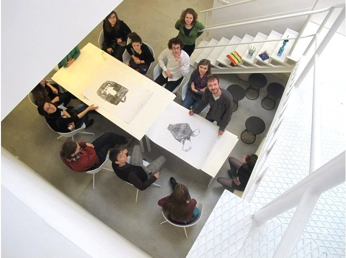 Workshop //Inter-nationally!//, 1.4.2012, MOCAK Library