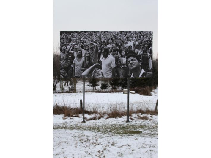 Joshua Schwartz, //Czyja historia?//, fot. Natalia Szczech