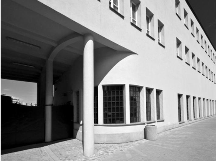 Dawna fabryka emalii Rekord (w czasie wojny fabryka Schindlera)