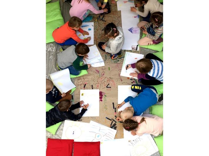 Warsztaty edukacyjne dla dzieci, Muzeum Sztuki Współczesnej w Krakowie MOCAK