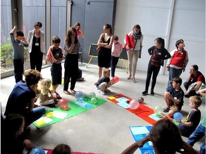 Warsztaty edukacyjne dla dzieci, MOCAK