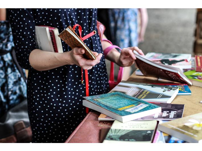 Drugie Życie Książki w MOCAK-u, fot. Inga Szeliga