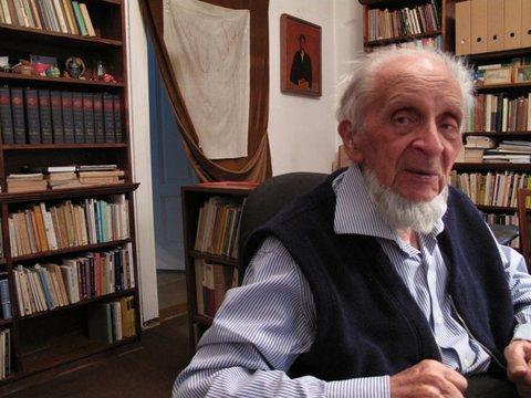 Profesor Mieczysław Porębski