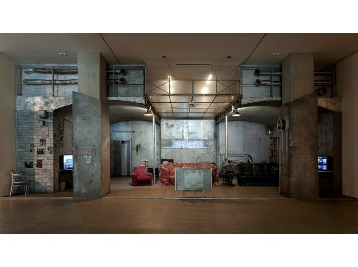 Krystian Lupa //Live Factory 2 Warhol by Lupa//, fot. Rafał Sosin