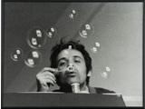 Géza Perneczky, z cyklu //Concepts like commentary//, 1972, fotografia © Géza Perneczky1
