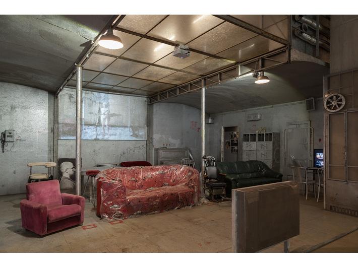 //Live Factory 2//: Warhol by Lupa, photo: Rafał Sosin