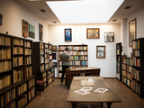 Mieczysław Porębski's Library in MOCAK, photo: Marcin Świdziński