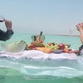 Nezaket Ekici & Shahar Marcus, //Salt Dinner//, 2012, video, 3 min 16 s, courtesy of the artists & Braverman Gallery Tel Aviv513