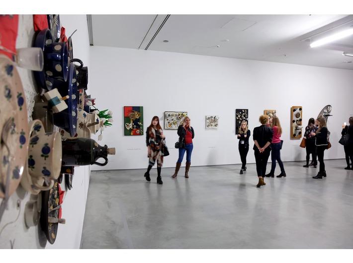 Wystawa Daniela Spoerriego, Muzeum Sztuki Współczesnej w Krakowie MOCAK, fot. Rafał Sosin