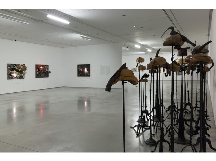 Wystawa Daniela Spoerriego, fot. Rafał Sosin