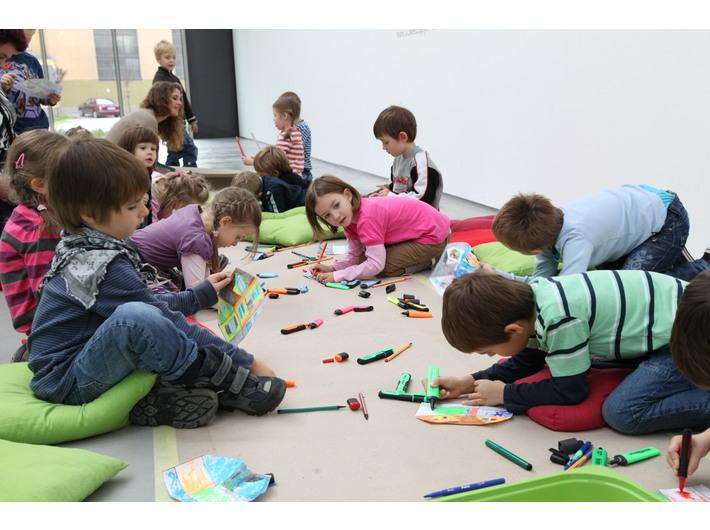 Warsztaty edukacyjne, fot. Dział Edukacji MOCAK-u