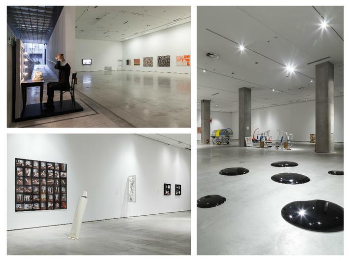 MOCAK Collection exhibition, photo: Rafał Sosin