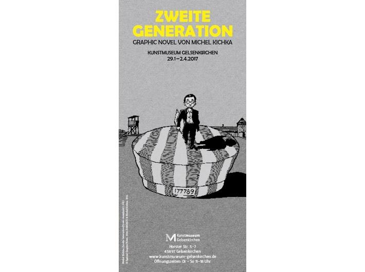 Drugie pokolenie. //Powieść graficzna Michela Kichki//