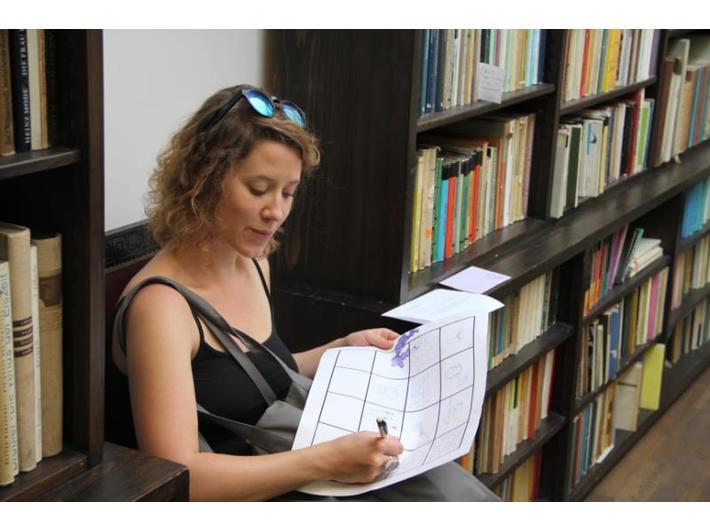 11.9.2016, Biblioteka Mieczysława Porębskiego