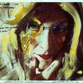 Lynn Hershman Leeson, Schemat konstrukcji Roberty #1, 1975, fotografia, kolorowy druk cyfrowy, dzięki uprzejmości Galerii Waldburger, Bruksela56