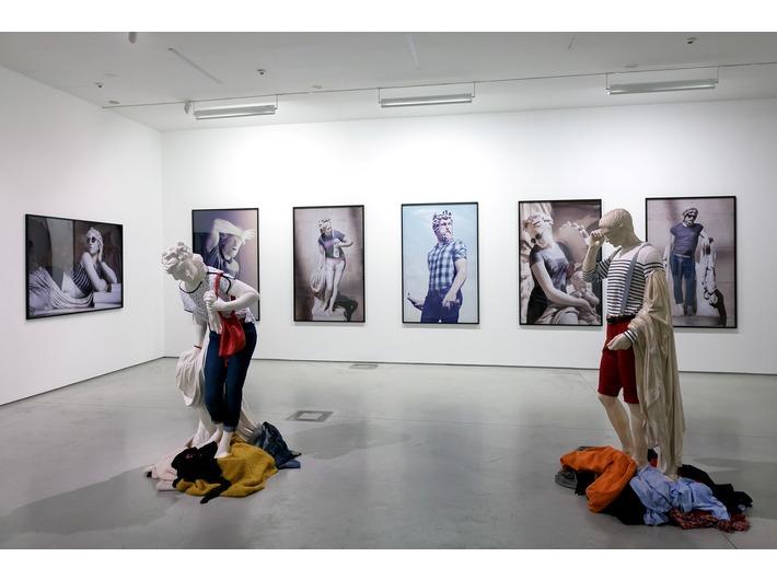 Wystawa //Sztuka w sztuce//, fot. Rafał Sosin