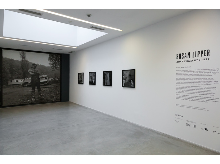 //Grapevine: 1988–1992// exhibition, photo: R. Sosin