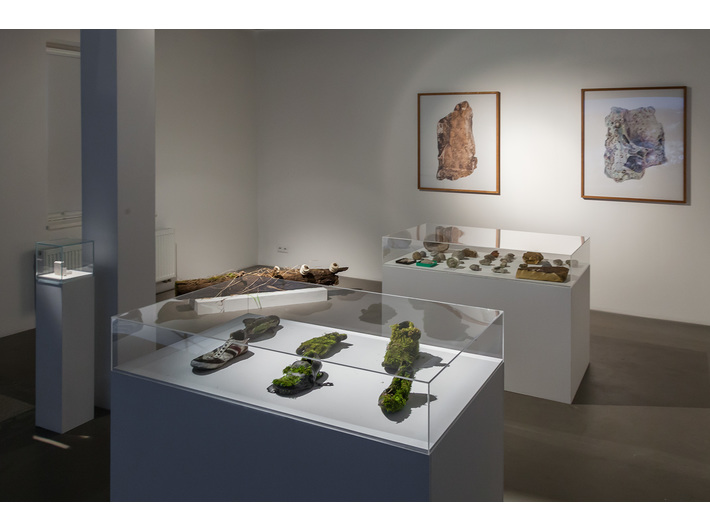A //New Archaeology for Liban and Płaszów// exhibition, photo: R. Sosin