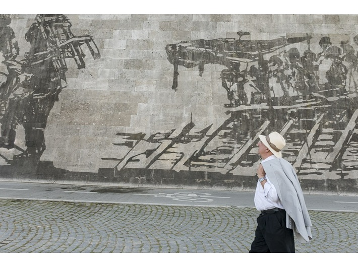 //William Kentridge, Triumphs and Laments//