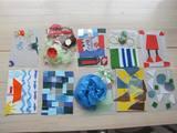 Czerwiec 2016, Warsztaty //Artystyczny recykling// w ramach Tygodnia Osób Niepełnosprawnych z cyklu //Sto lekcji o Kolekcji//, 2.6.2016