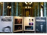 Wystawa towarzysząca premierze opery //Pasażerka//, courtesy Semperoper Dresden