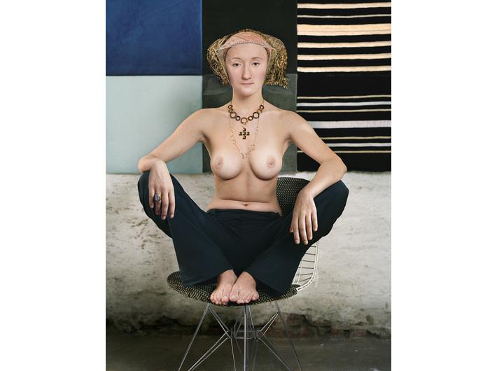 Dorothee Golz, //Anna z Kleve (Anna von Kleve)//, 2007, fotografia