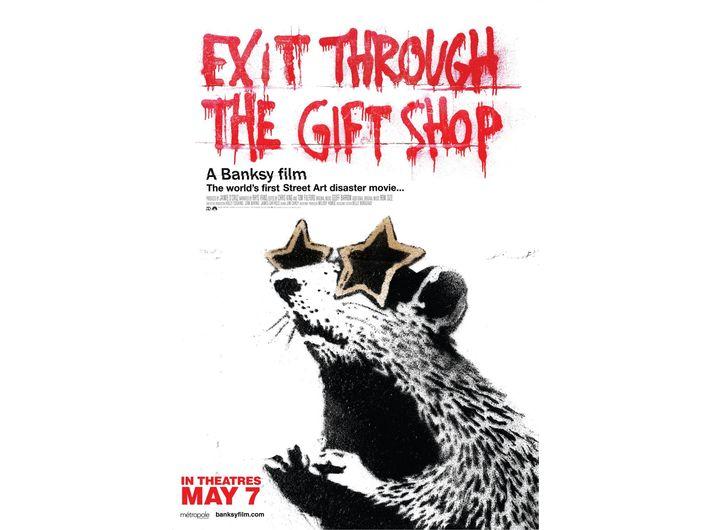 //Exit Through the Gift Shop//