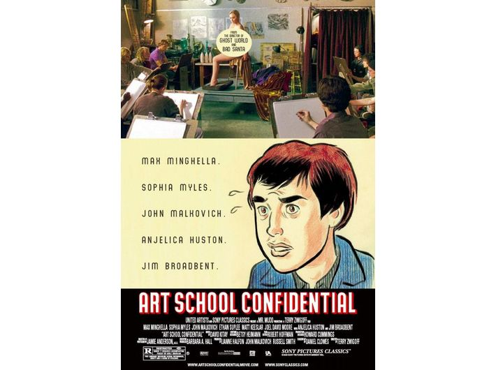 //Art School Confidential//