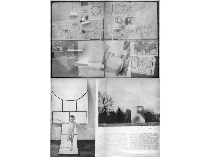 Broszura z wystawy Marii Stangret