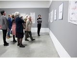 Luty 2017, Warsztaty //Czas na sztukę// na wystawie Daniela Spoerriego //Sztuka wyjęta z codzienności//, 25.02.2017