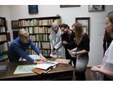 Kwiecień 2017, //Dzień Wolnej Sztuki// w MOCAK-u, 22.4.2017, Biblioteka Mieczysława Porębskiego, fot. Dział Edukacji