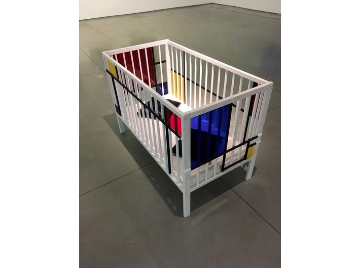 Grzegorz Sztwiertnia, //Ojcowie Awangardy II//, 2005/2017, instalacja