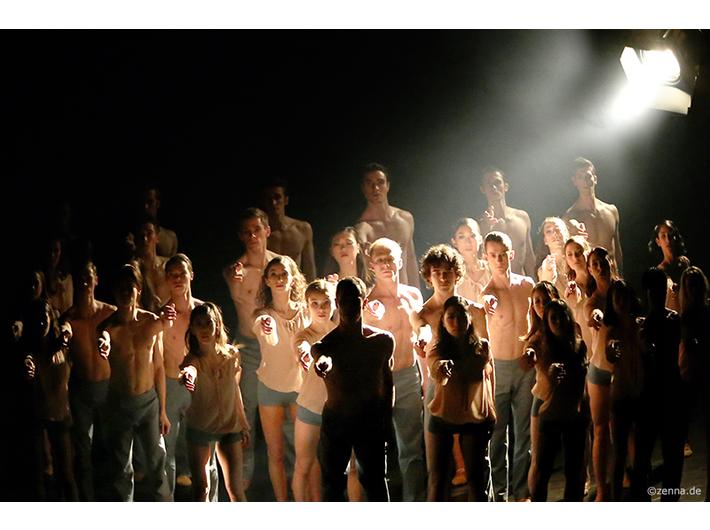 Leipzig Ballet, copyright by Ida Zenna