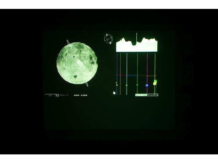 Ichiro Higashiizumi / Selene creative team, //Moonbell//, 2008–2009, instalacja, courtesy WRO, © I. Higashiizumi, Selene creative team
