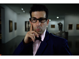 Shahar Marcus, //Kurator//, 2011, wideo, Kolekcja MOCAK-u