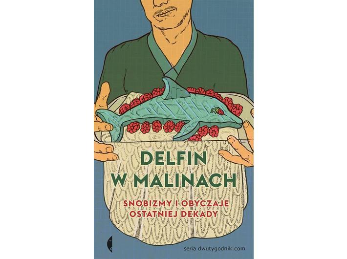 Okładka książki projektu Macieja Sieńczyka