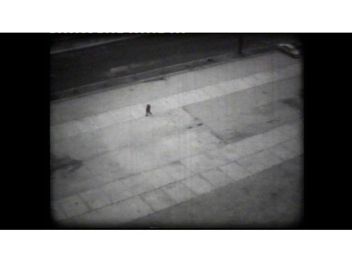 Józef Robakowski, //From My Window//, 1978/1998, video, 18 min