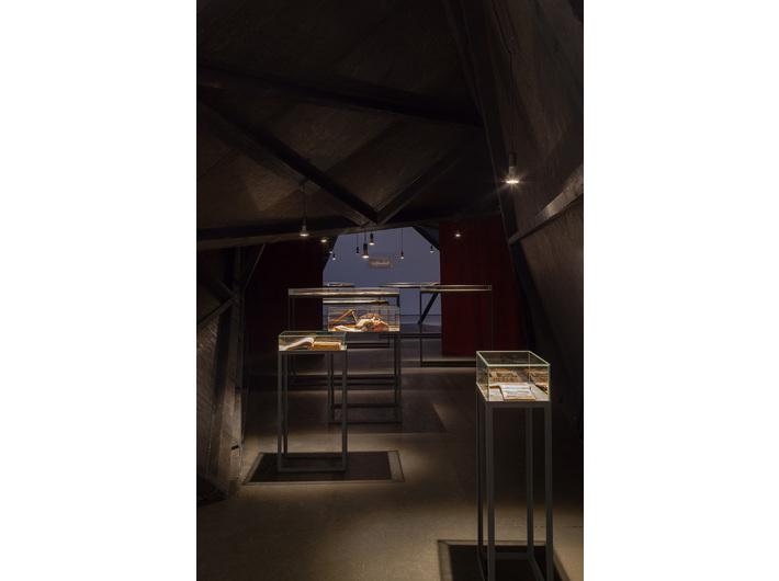 Wystawa //Lagertheater//, fot. R. Sosin