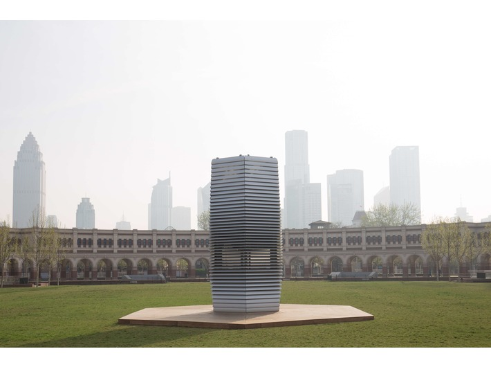 //Smog Free Project Tianjin//, fot. Hasy