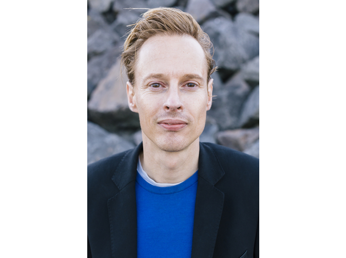 Daan Roosegaarde, photo: Willem de Kam