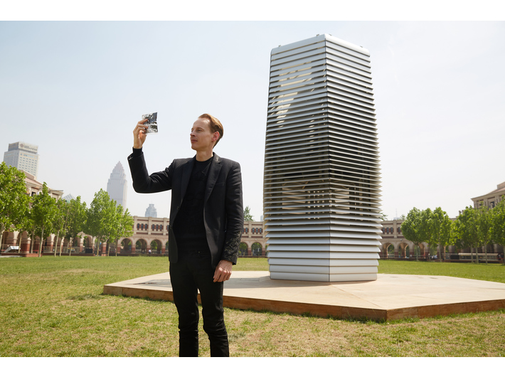 //Smog Free Project Tianjin//, photo: Hasy