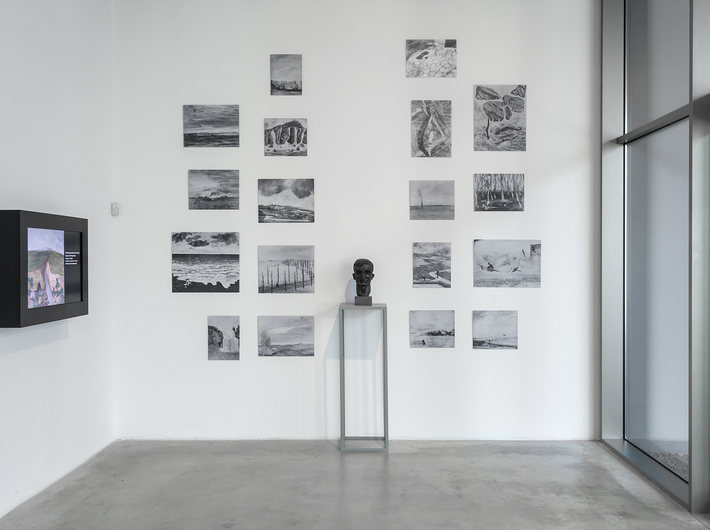 View of the exhibition, photo: R. Sosin