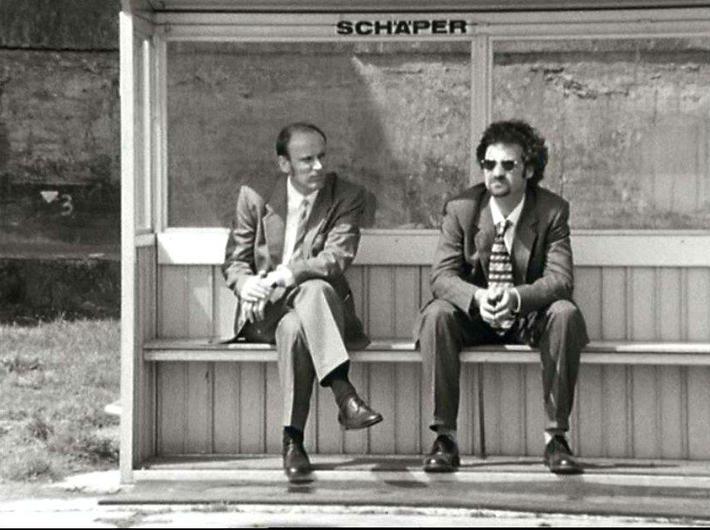 Kadr z filmu Wisła Josefa Daberniga, 1996 (Kolekcja MOCAK-u)