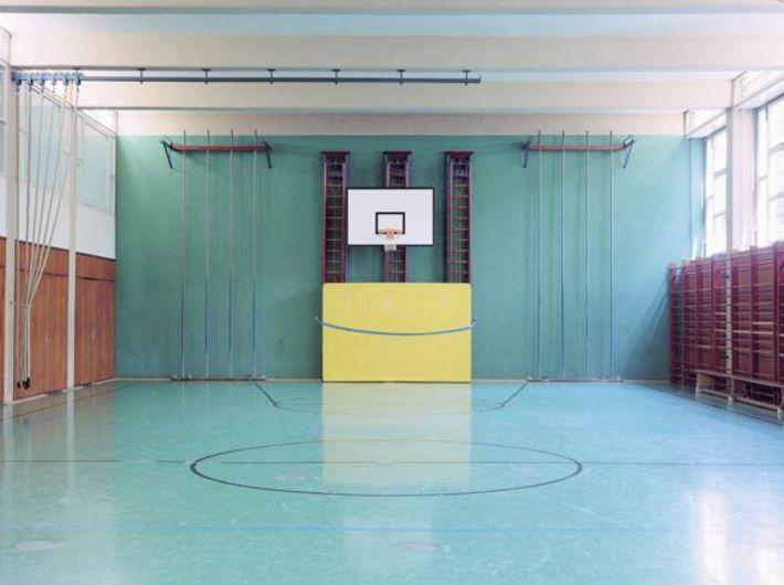 Simone Demandt, Realschule, Baden-Baden, z serii Embarrassment, 2003/2004