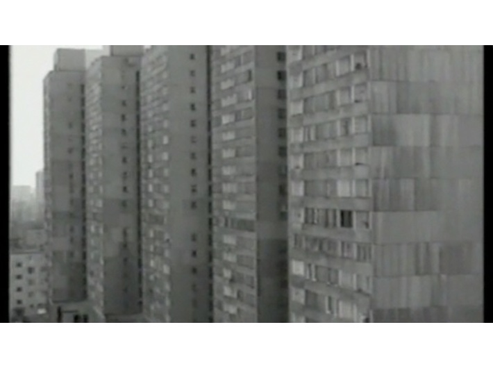 Józef Robakowski, //From My Window//, 1978–1999, film, 19 min 5 s, MOCAK Collection