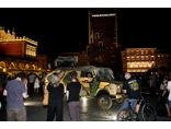 //Projection war veterans//, Krakow 23.07.20131