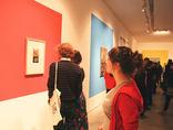 Otwarcie wystawy //Kolaż z łasiczką//, fot. Dominika Czarnecka1