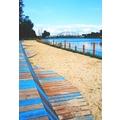 Plaża nad Wisłą, fot. Dział Promocji MOCAK-u818