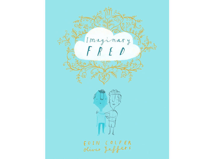 The cover of the book // Imaginary Fred// by Eoin Colfer